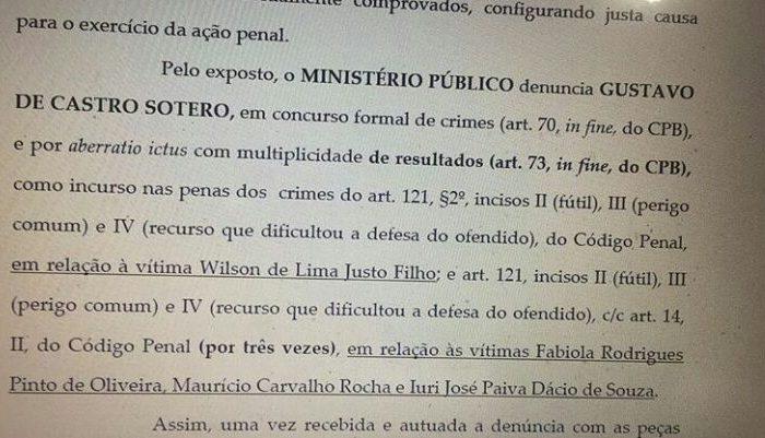 MPE-AM denuncia delegado Gustavo Sotero que assassinou advogado por homicídio triplamente qualificado