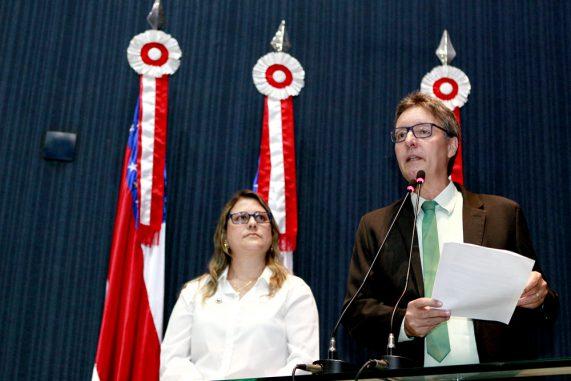 OAB-AM presta apoio a PL sobre Transtorno de Atenção e Dislexia
