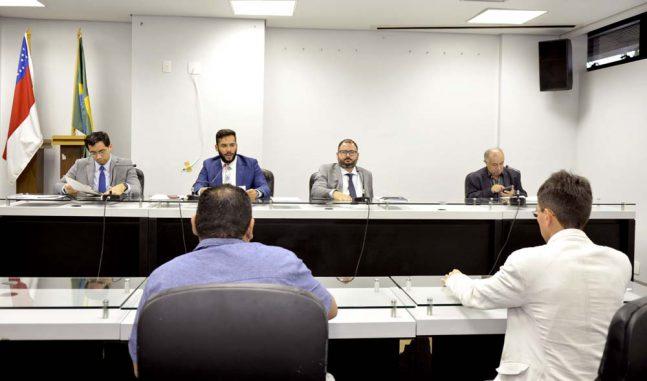 OAB-AM defende na ALE-AM retorno das varas da Justiça Federal em Tefé e Tabatinga