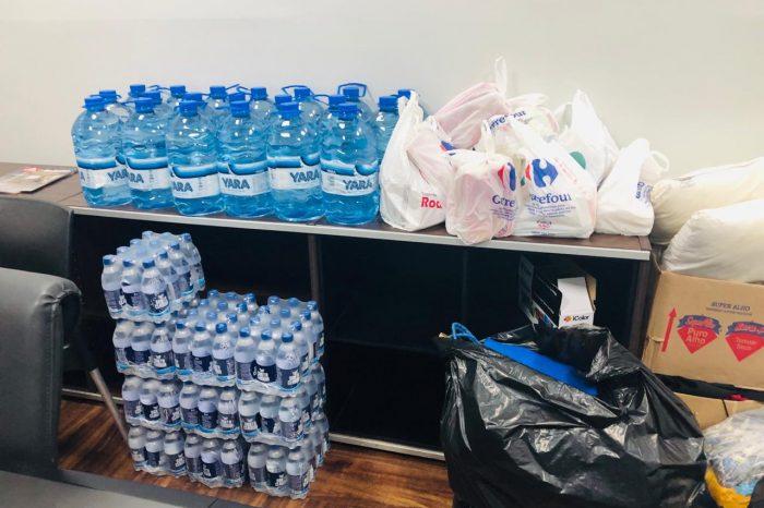 OAB-AM recebe donativos para desabrigados do bairro Educandos