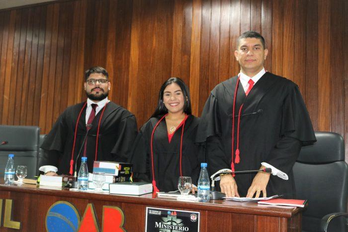 Esbam, Ufam e UEA de Tefé são premiadas no VII Juri Simulado